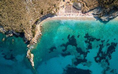 Mirror Beach Albania