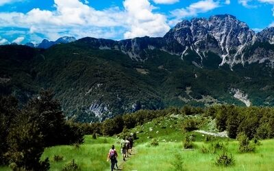 Albanian Alps Tour – Hiking tour from Theth to Valbona