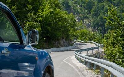 How much does it cost to rent a car in Albania?